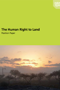 Land is a human right